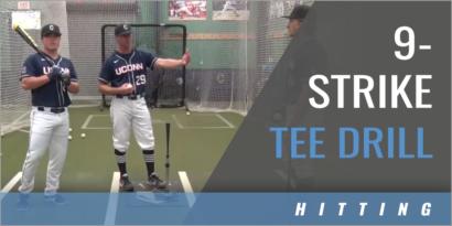 9-Strike Tee Drill