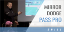 Mirror Dodge Pass Pro Drill with Joe Pawlak – Univ. of North Dakota