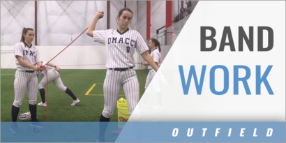Outfielder's Band Work