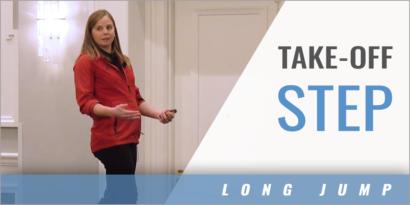 Long Jump: Take-Off Step