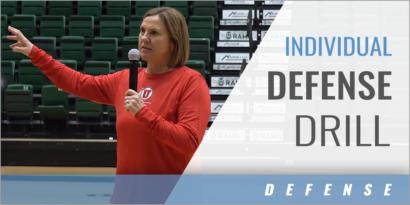 Individual Defense Drill