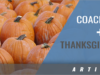 How Thanksgiving Can Change Your Coaching Career…Seriously!