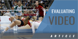 Training Your Coaching Eye: Evaluating Video