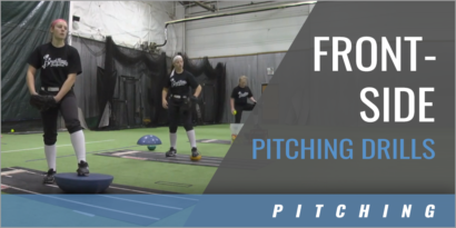 Body Awareness and Front-Side Pitching Drills