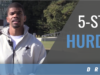 Five-Step Hurdle Drill with Terrence Trammell