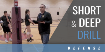 Competitive Short & Deep Drill