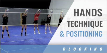 Blocking: Hands Techniques and Positioning with Bob Bertucci - Sacred Heart Univ.