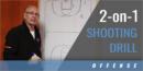 2-on-1 Shooting Drill with Jim Larranaga – Univ. of Miami
