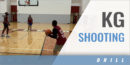 KG Shooting Drill with Keith Guy – Muskegon High School (MI)