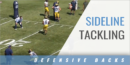 Sideline Tackling with Don Brown – Univ. of Michigan