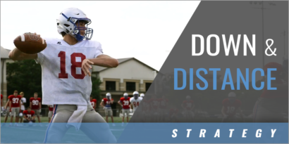 Down and Distance Drill
