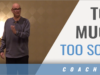 Too Much – Too Soon with Scott Whitlock – (Retired) Kennesaw State Univ.