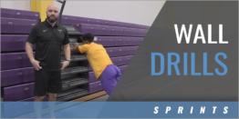 Sprint Wall Drills