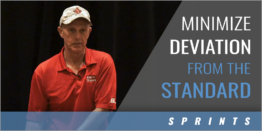 Minimize Deviation From the Standard with Tommy Badon - Univ. of Louisiana at Lafayette
