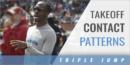 Triple Jump: Foot Takeoff Contact Patterns with Reuben Jones – Princeton Univ.