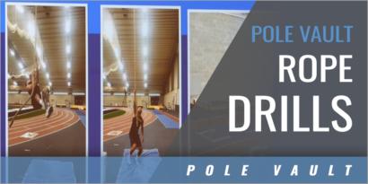 Pole Vault Rope Drills