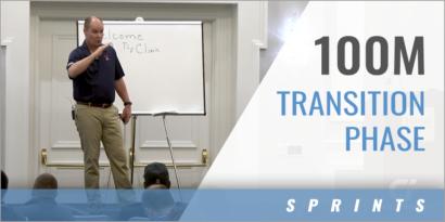 100m Transition Phase