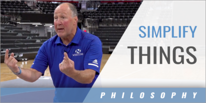 Coaching Thoughts