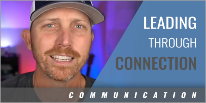 Leading Through Connection