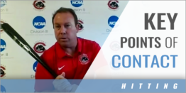 Hitting: Key Points of Contact