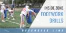 Inside Zone Footwork Drills with Brandon Murdock – Westlake HS (TX)