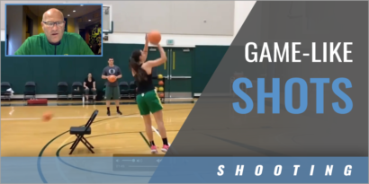 Game-Like Shots/Game Speed