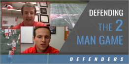 Defending the 2 Man Game