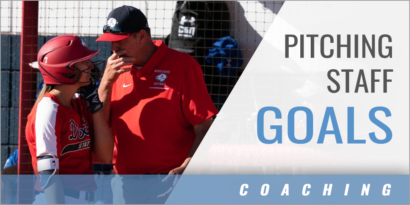 General Pitching Staff Goals