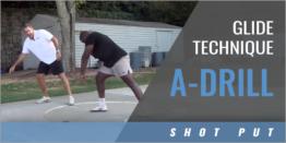 Shot Put: A-Drill