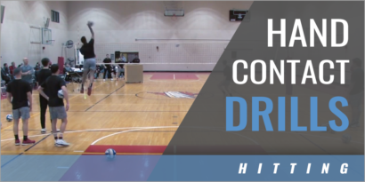 Hand Contact Drills