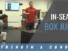 Strength & Conditioning: In-Season Box Jumps with Ben Durbin – Iowa State Univ.