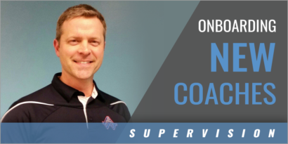 Onboarding New Coaches