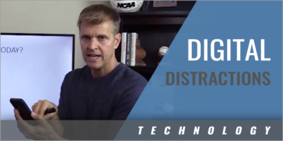 Digital Distractions: Impact on Athletes Today