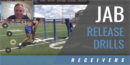 Wide Receiver Jab Release Drills with Robert Ianello – Univ. at Buffalo