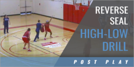Reverse Seal High-Low Drill