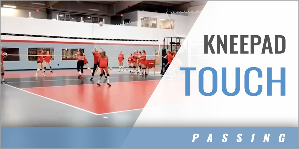 Kneepad Touch Drill