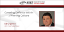 Covering Defense Within a Winning Culture with Ed Orgeron – LSU