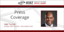 Press Coverage with Mel Tucker – Michigan State University