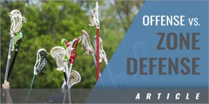 Offense vs. Zone Defense