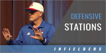 Infield: Defensive Stations