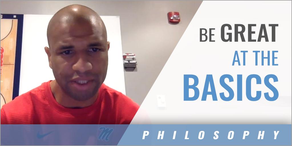 Be Great at the Basics