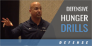 Defensive Hunger Drills with James Franklin – Penn State Univ.