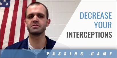 Decrease Your Interceptions