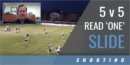 5 v 5 Read 'One' Slide Drill with Chris Gabrielli – Providence College