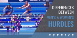 Differences Between Men's and Women's Hurdles