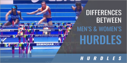 Differences Between Men's and Women's Hurdles