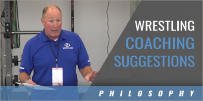 Suggestions for Coaching Your Team