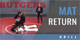 Mat Return Drill