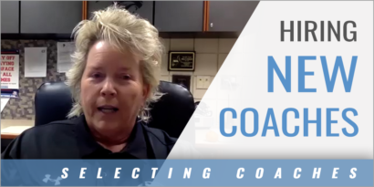 What I Look for When Hiring New Coaches