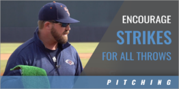 Encouraging Strikes in All Throws